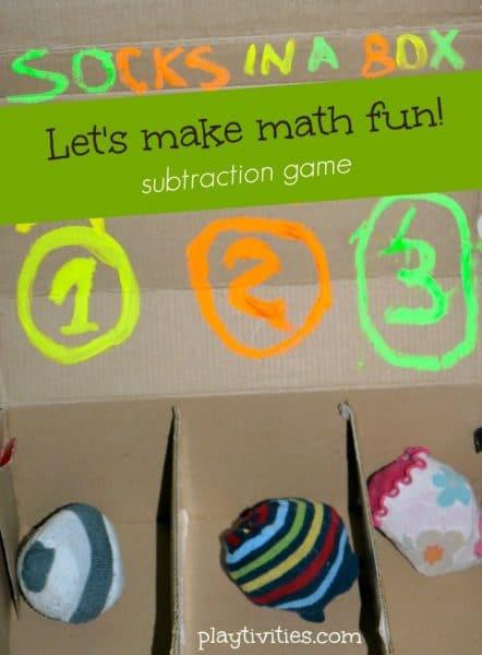 fun math activity