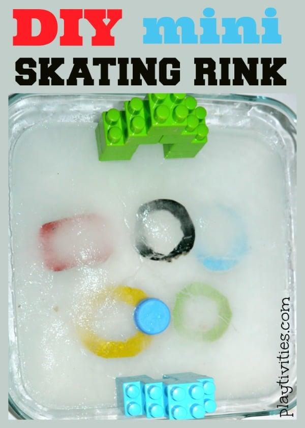 ice play skating rink