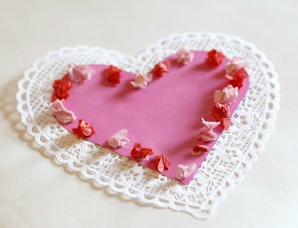 valentine crafts invitation to play