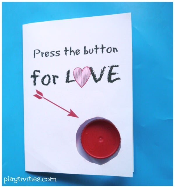 Homemade valentine cards for kids to make with free printables valentines day card printables m4hsunfo