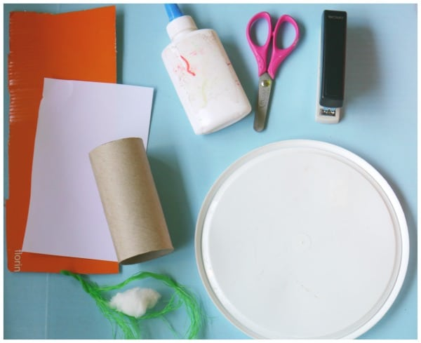 bunny craft materials needed