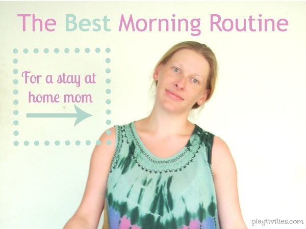 morning routine tips