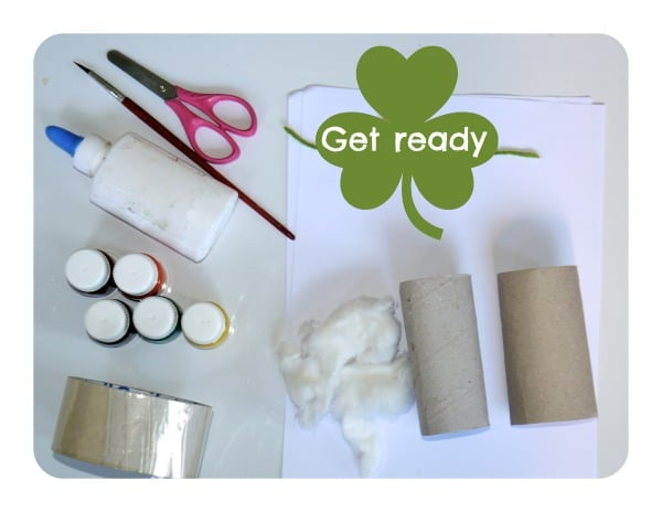 st patricks day craft supplies