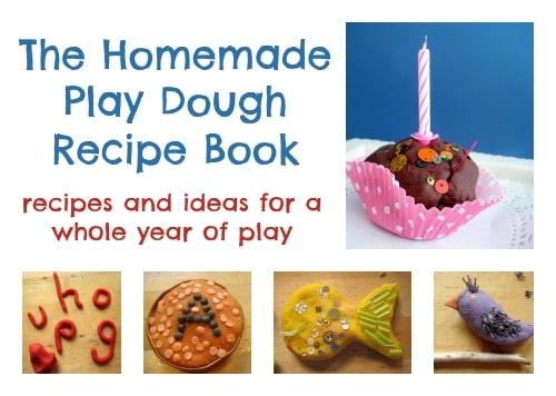 play dough recipe book