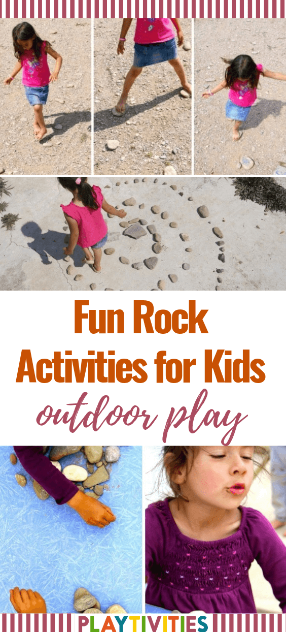 Fun Rock Activities For Kids