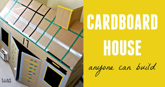 cardboard house anyone can build