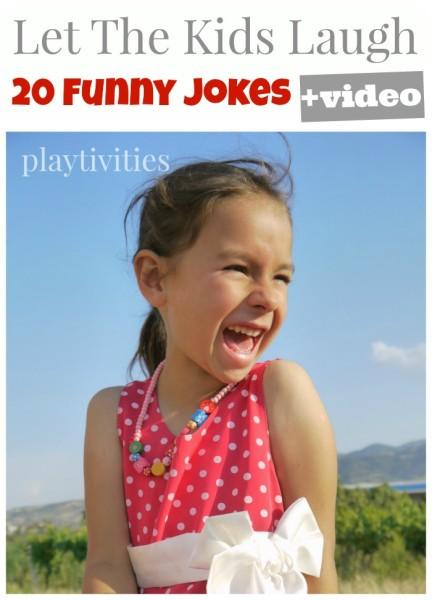funny jokes for kids