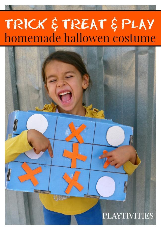 diy halloween costume for playing