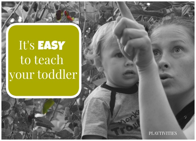 teach your toddler