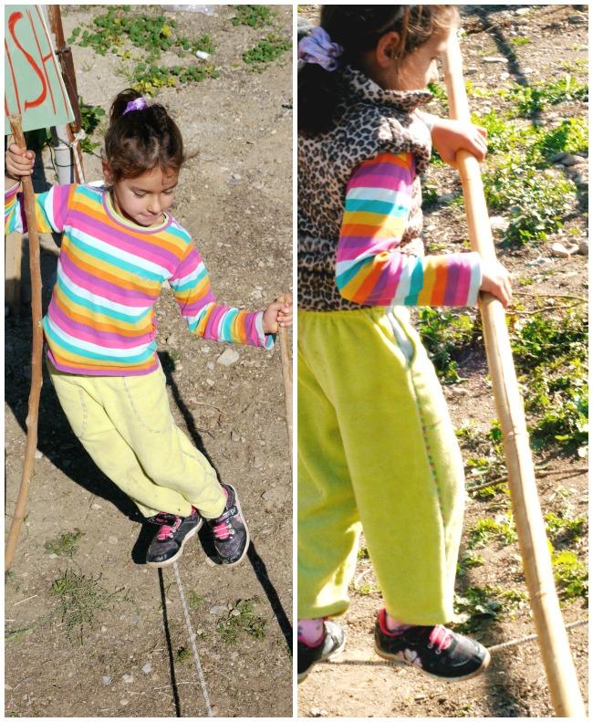 outdoor activities balance