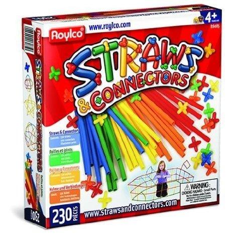 straw building