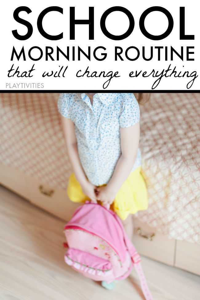Revolutionary Morning Routine Hack For Kids