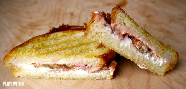 grilled cheese gourmet