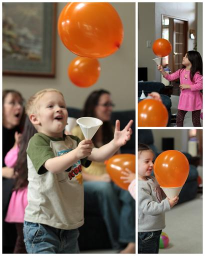 halloween-party-game-balloon-catch