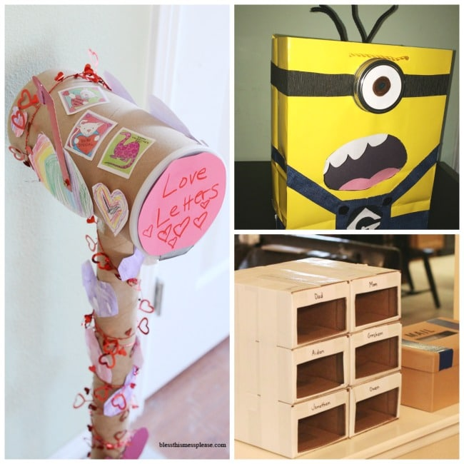 mailbox ideas for kids