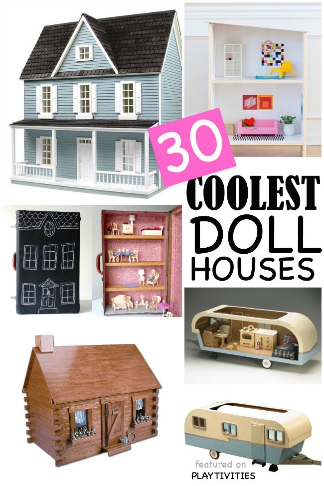 Pick Your Dream Doll House PLAYTIVITIES Classy Make Your Own Barbie Furniture Property