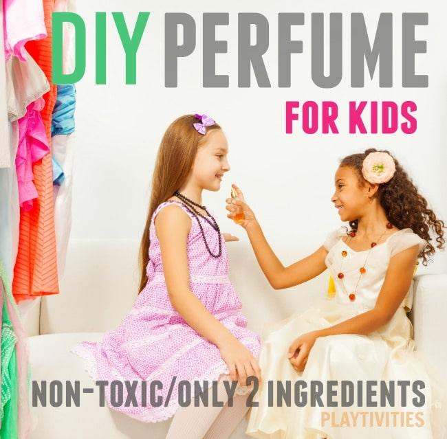 diy perfume for kids