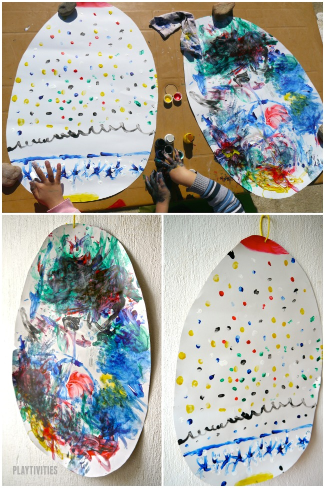 Toddler Art Activities Archives Playtivities
