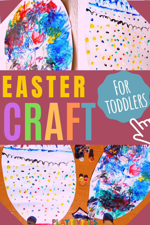 Easter craft for toddlers