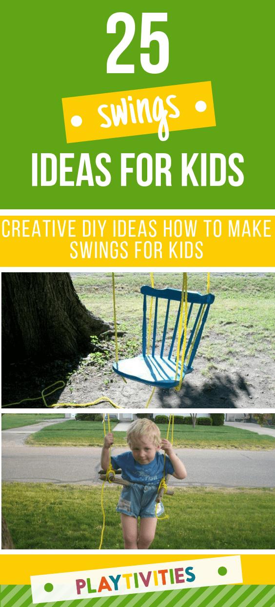 DIY Swings