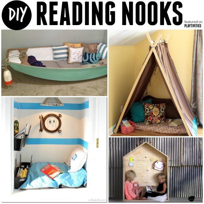 reading nooks for kids
