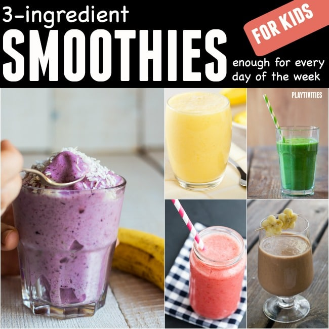 smoothies for kids healthy