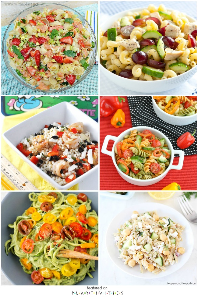 Healthy Pasta Salad Recipes For Kids