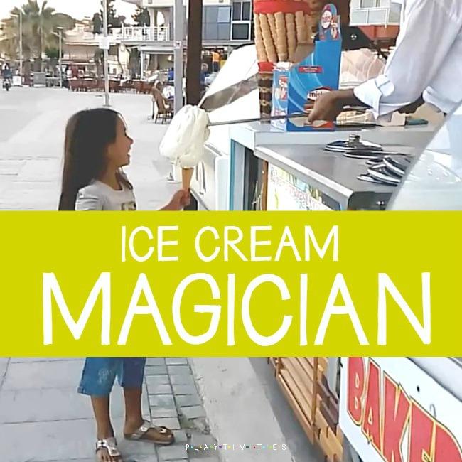 ice cream magician pic