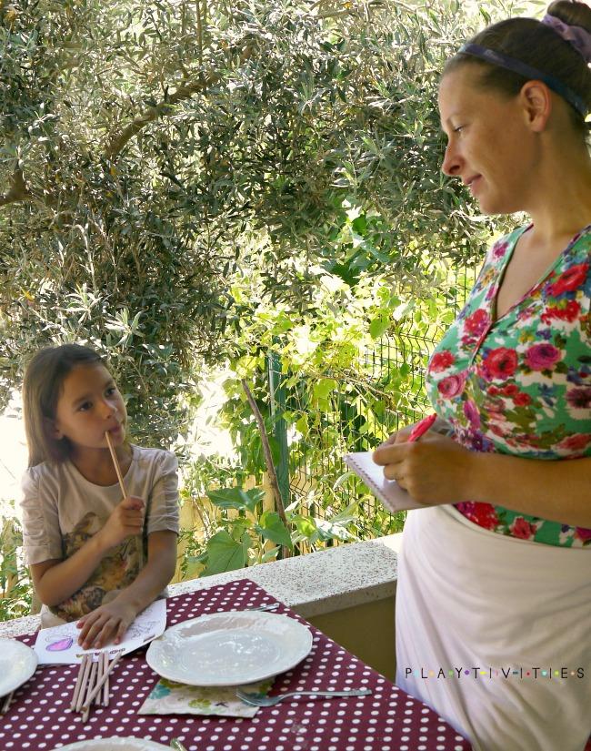 surprises for kids restaurant