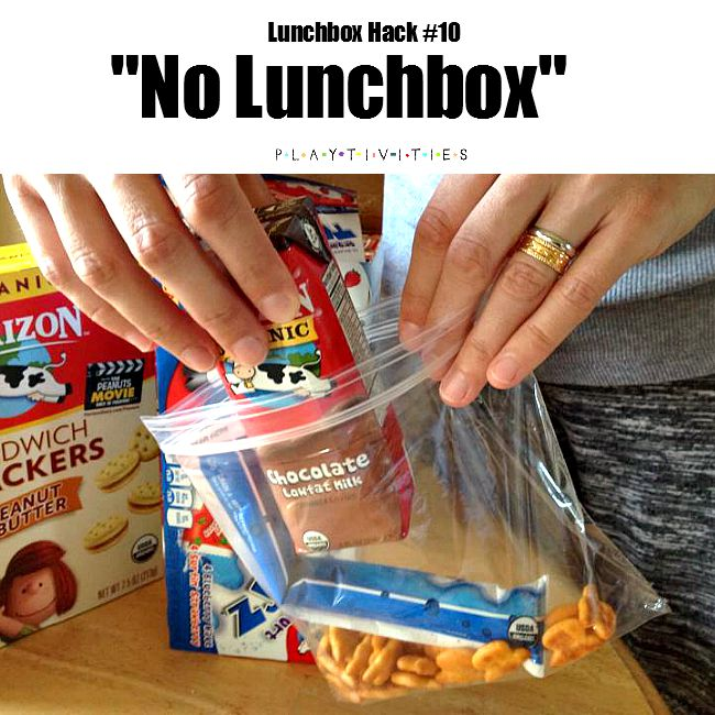 lunch box ideas packing