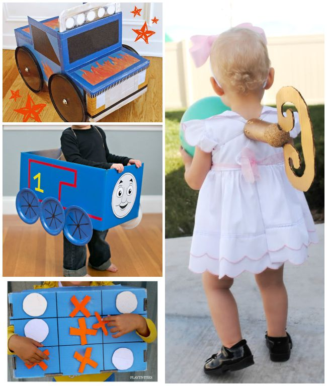 398464fc1 Coolest Cardboard Halloween Costumes For Kids - PLAYTIVITIES