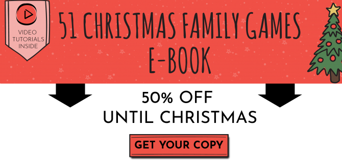 51 Christmas Family Games Video Ebook