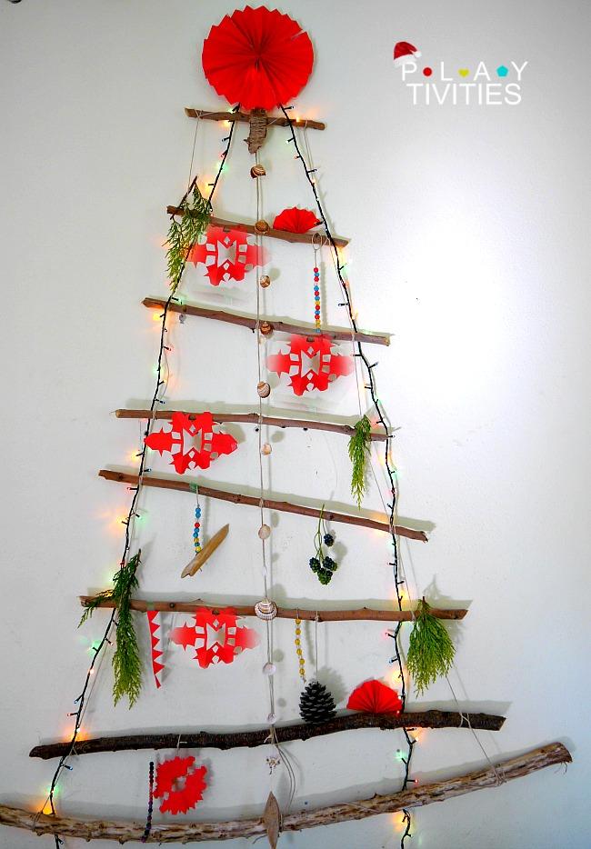 christmas tree homemade
