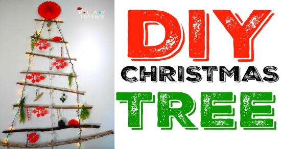 diy christmas tree DIY