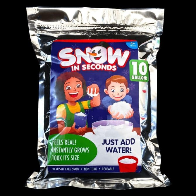 fake-snowf