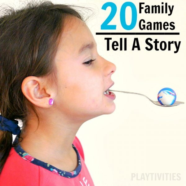 family games tell a story - Copy