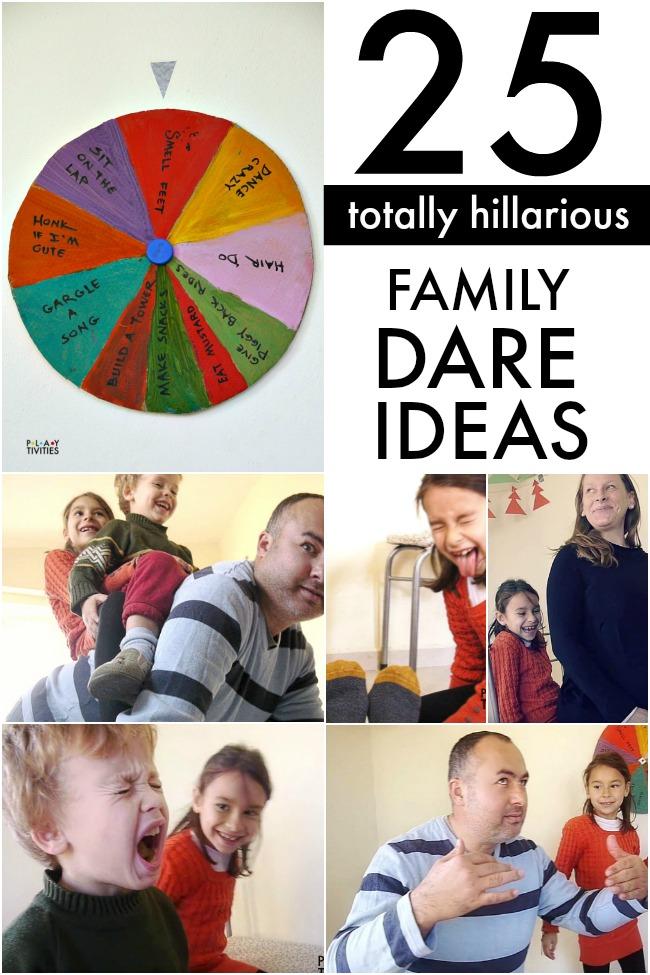 family dare ideas