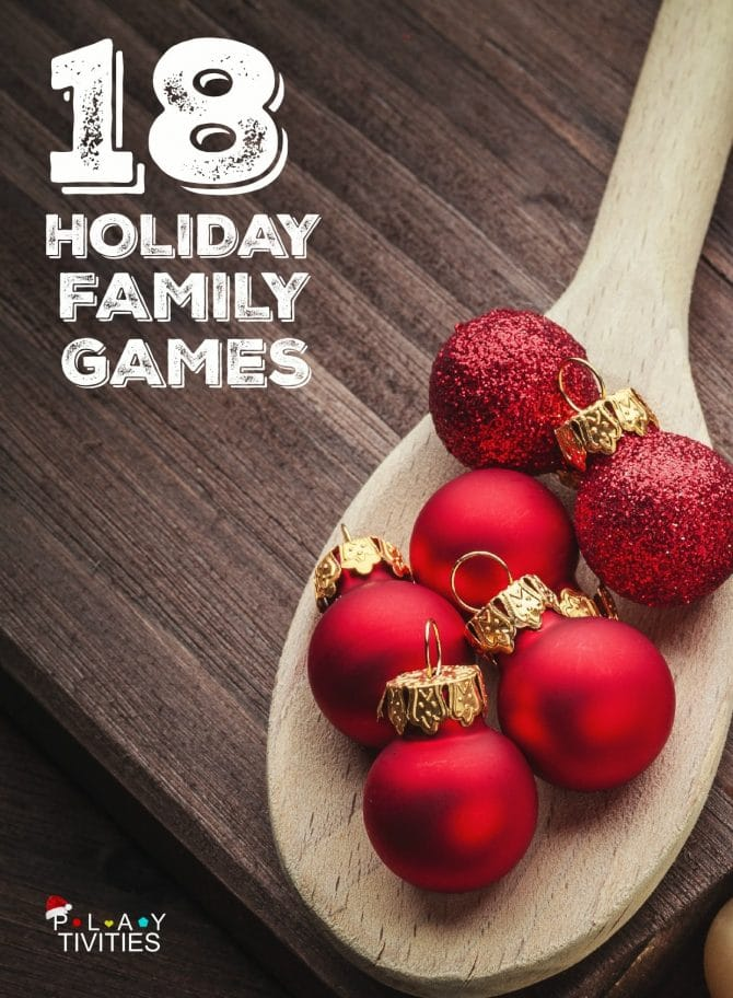 family holiday games