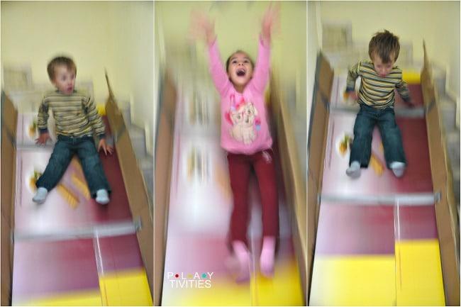 slide for indoors