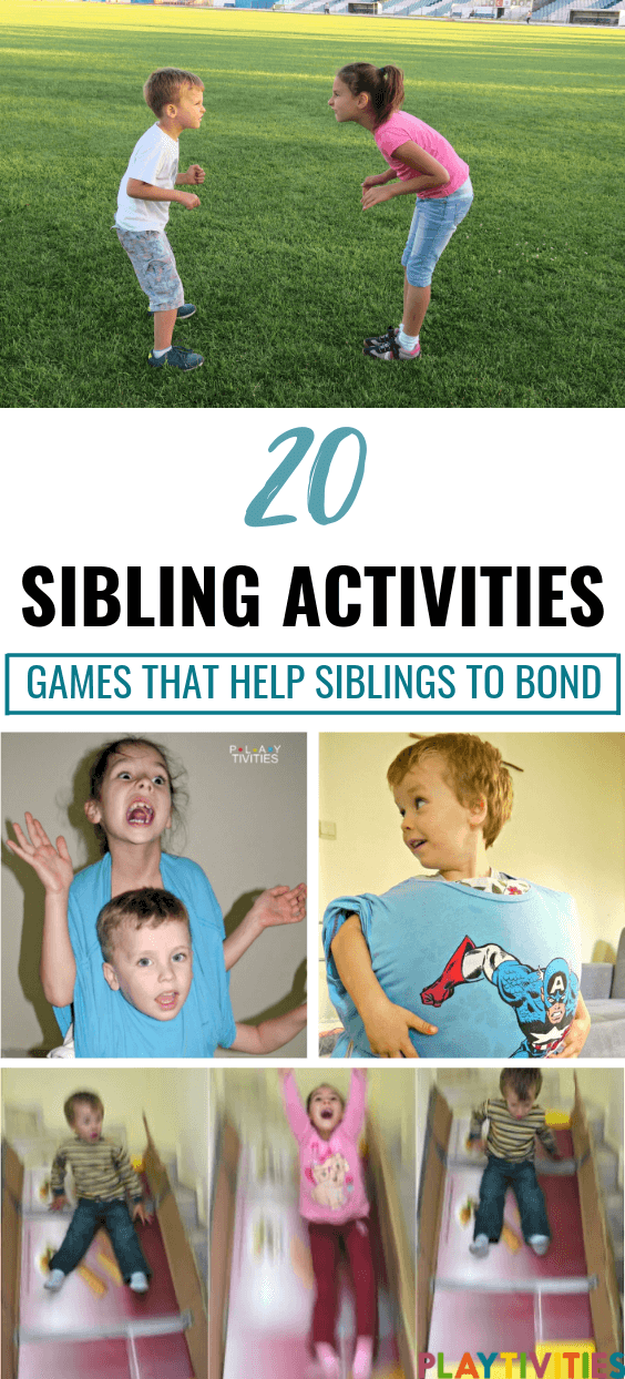 Activities for siblings
