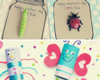 Homemade Valentine gift