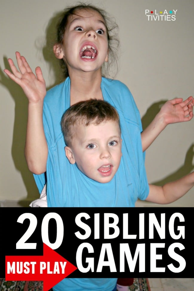 activities for siblings