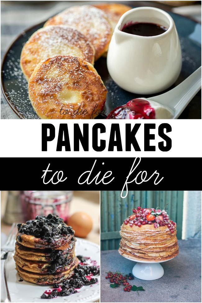 pancakes to doe for
