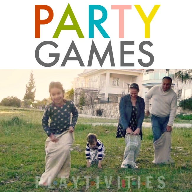 PARTY FAMILY GAMES