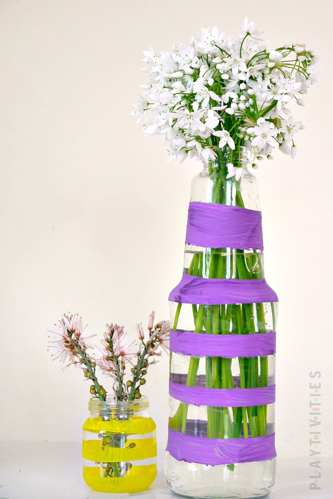 Vase Craft For Kids