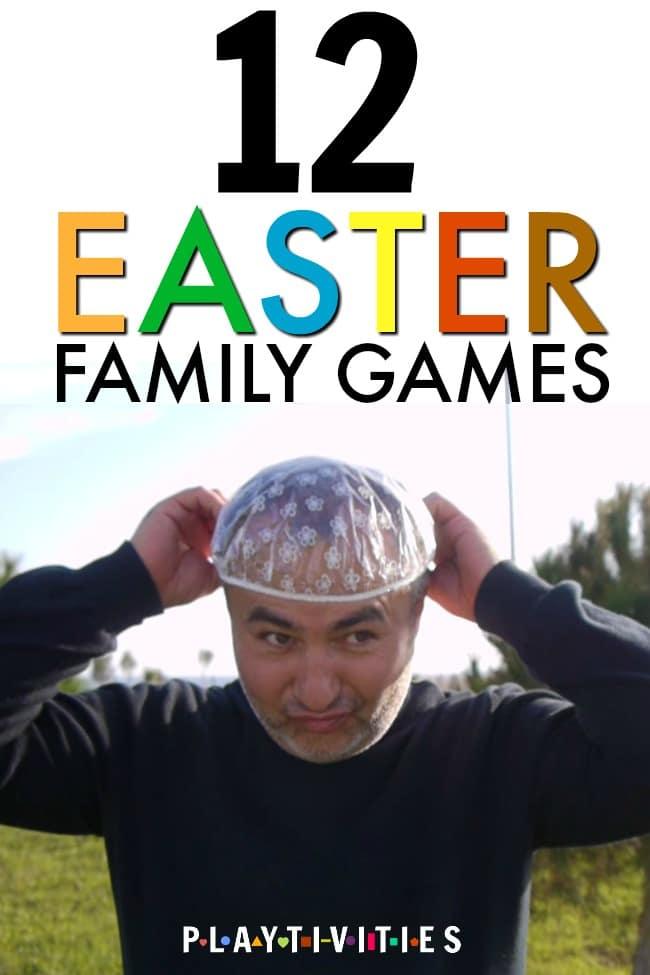 easter family games