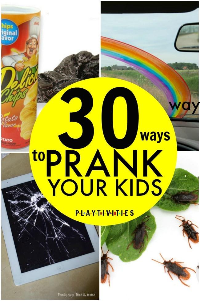 pranks for kids