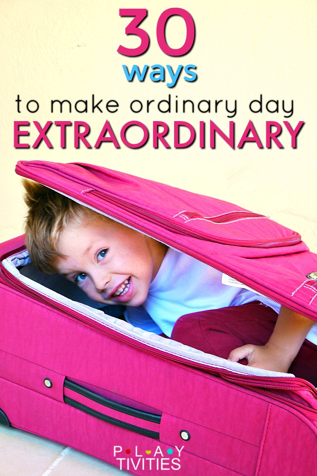 extraordinary activities for kids