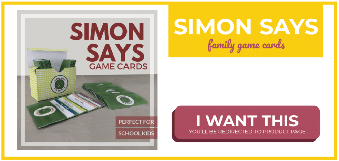 Simon Says Game