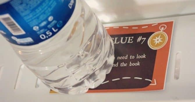 treasuere water